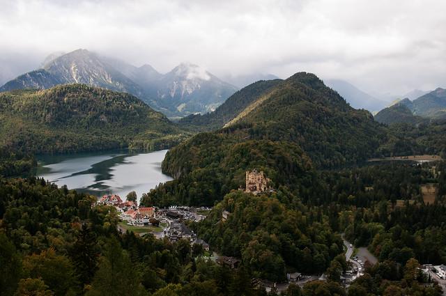 Baviera, Laghi, Castelli...