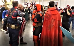 Tidewater Comicon Va Beach May 2019
