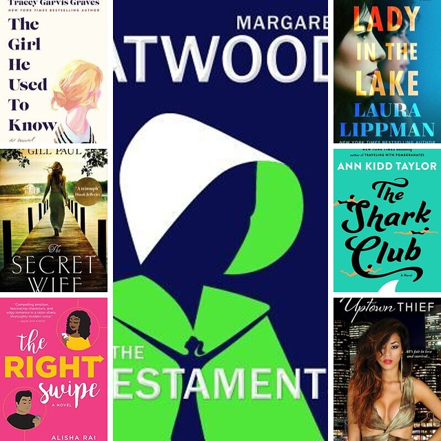 Books Sept 2019