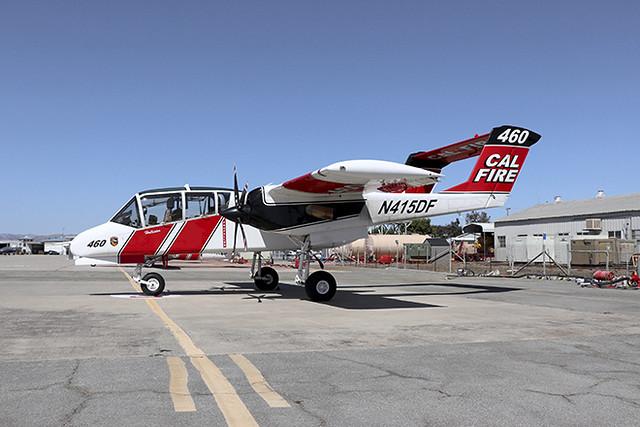 OV-10A Bronco 155427 CalFire-460