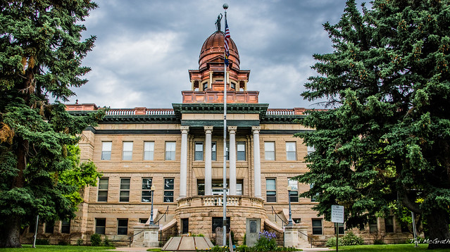 2019 - Road Trip - 119 - Great Falls - 9 - Cascade County Courthouse