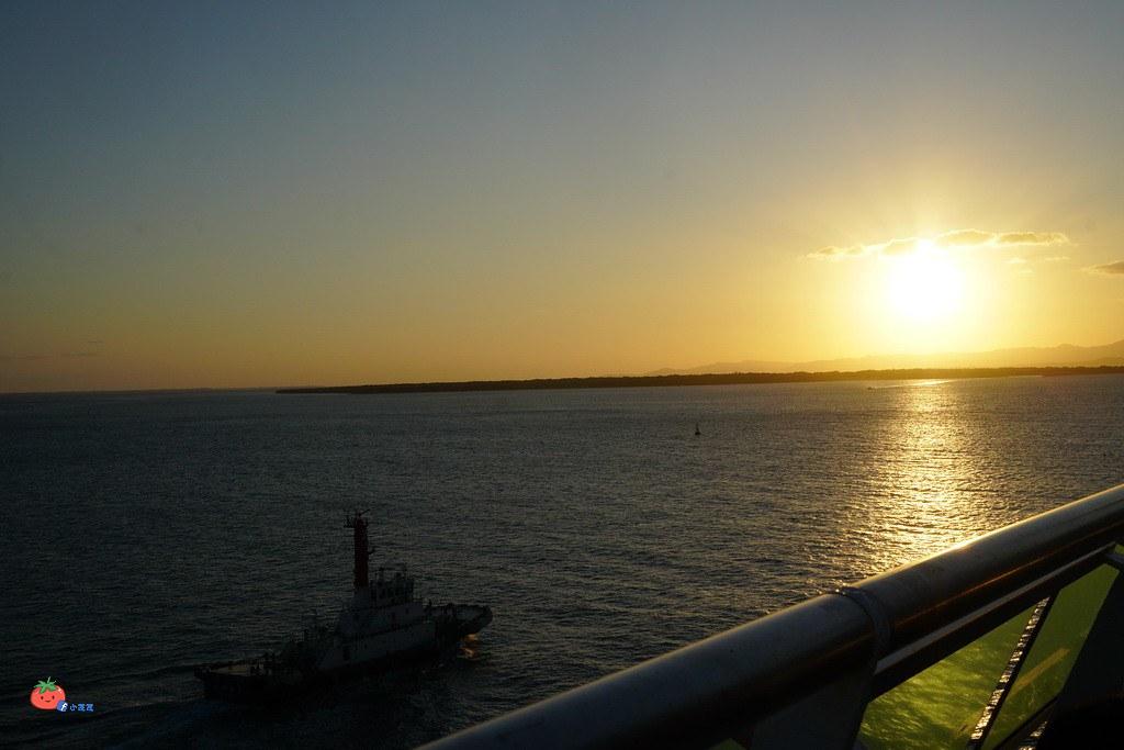 【郵輪旅遊心得】沒意外不考慮再搭郵輪!太陽公主號評價!3天2夜石垣島!