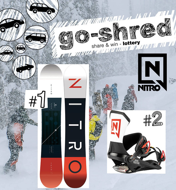 go-shred lottery