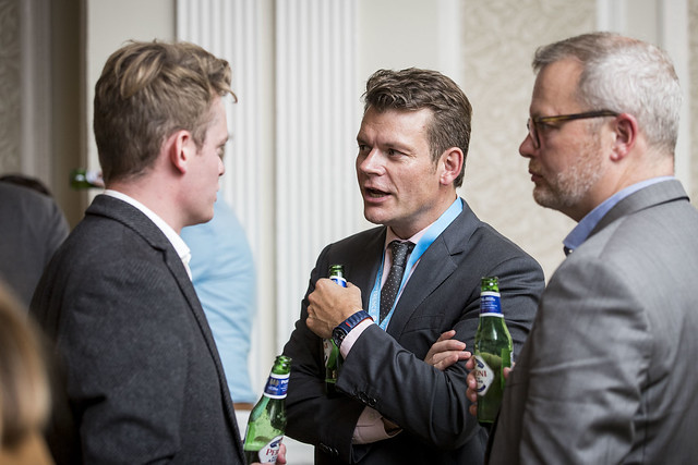 The Maritime Reception at Conservative Party Conference 2019