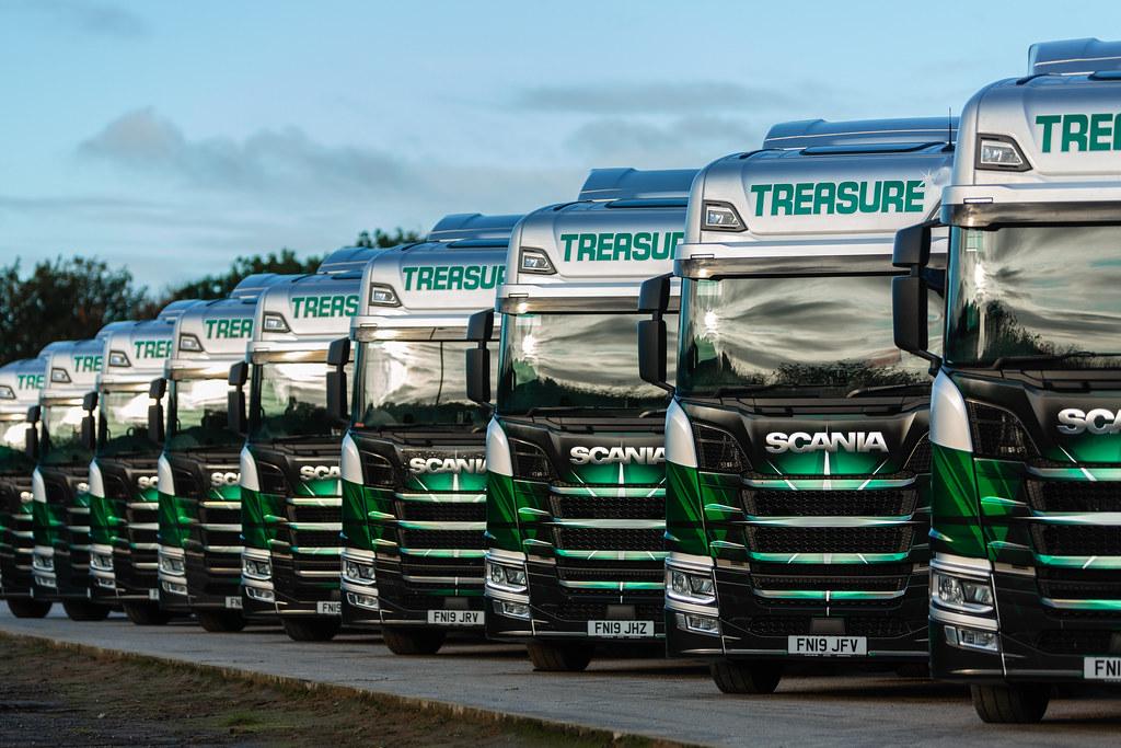 Treasure Transport Services