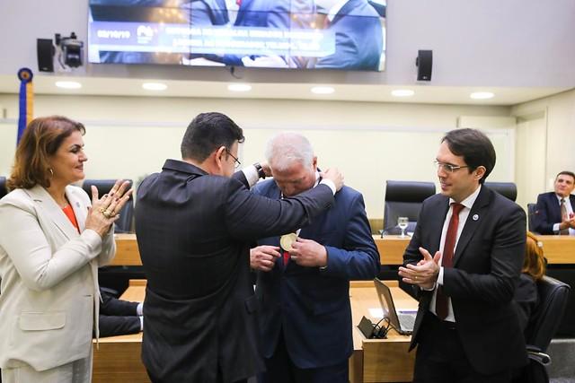 Medalha de Honra ao Mérito Senador Humberto Lucena