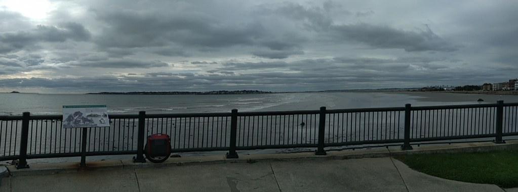 Lynn Shore - looking toward Egg Rock and Nahant