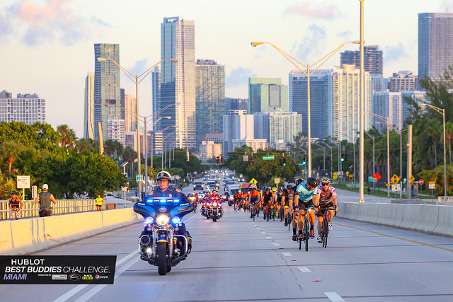 Best Buddies Challenge: Miami - September 2019 Training Ride