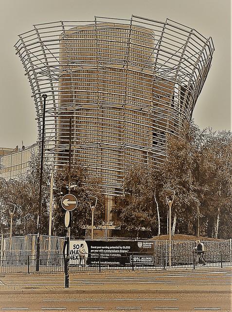 Northumbria University - Tower - Zeke Filter