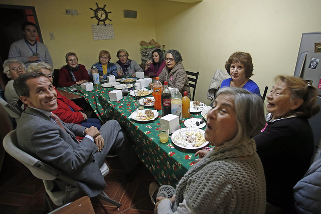 #EnTerreno : Centro de Madres 11 de Septiembre