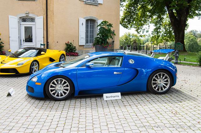 Bugatti Veyron EB 16.4 - n° 795208 - 2010
