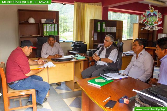 Alcalde de Echarati anuncio pronta ejecución de la infraestructura para el CRFA de Shima