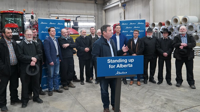 Fighting for Alberta's farmers and their property