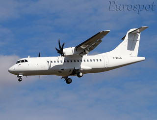 F-WWLN ATR42 Japan Air Commuter