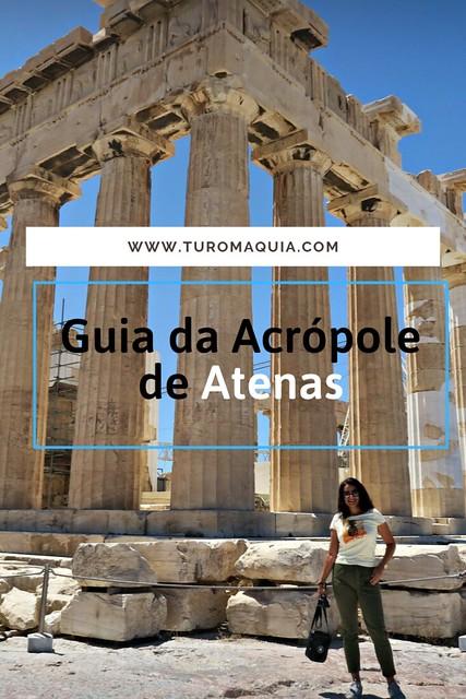 Guia gratuito da Acrópole de Atenas