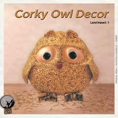 Corky Owl : Exclusive Hunt Prize