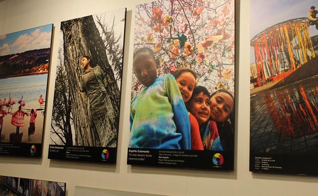"""Inauguración expo """"Color para la Educación"""""""