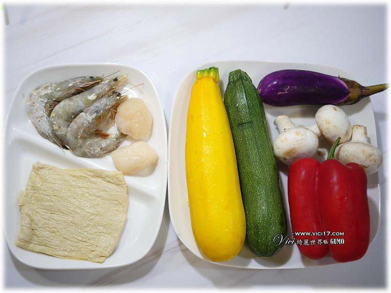 海鮮烤時蔬001