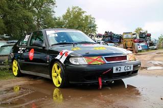 Saab 93 junkyardracer