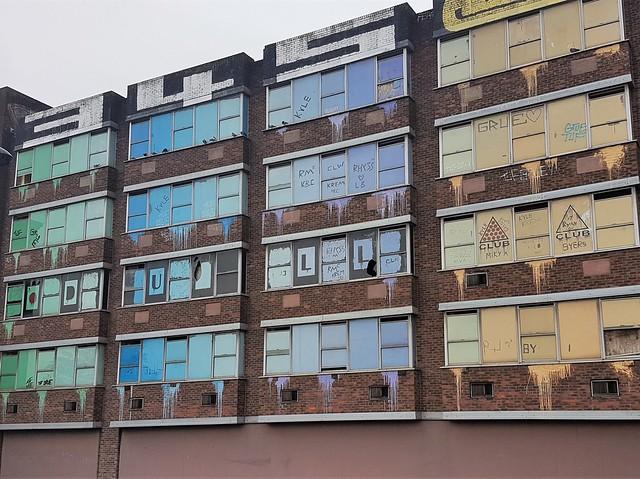 Market Street Building - Newcastle-Upon-Tyne