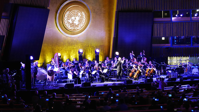 USA-2015-06-30-Ambassadors for Peace Participate in UN's 70th Anniversary Concert