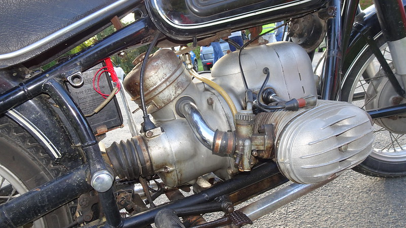 BMW R/50 1958 moteur refait 48838100241_77b8d88c90_c
