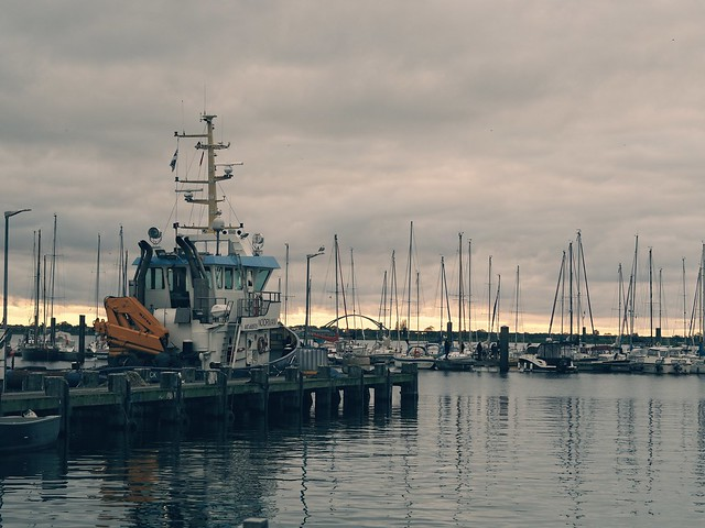 Hafen Burgstaaken - 3. Oktober 2019 - Fehmarn - Schleswig-Holstein - Deutschland