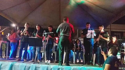 Projeto iniciação musical Lázaro Freire