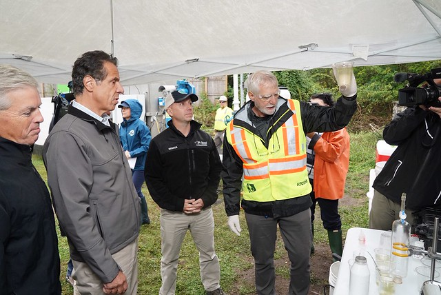 Governor Cuomo Announces Launch of Innovative Pilot Project to Combat Harmful Algal Blooms