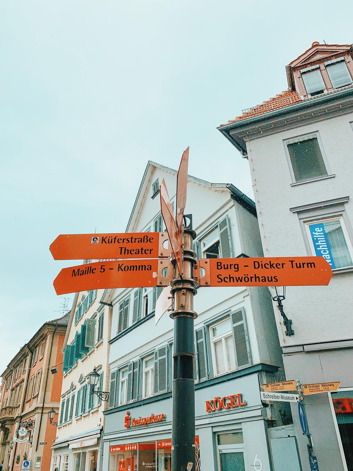 Esslingen Am Neckar 2019
