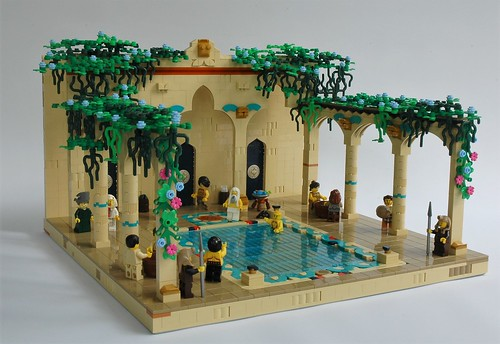 Mophet bathhouse
