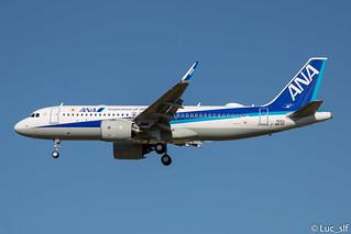 A320 neo ANA // F-WWBO // msn : 9253