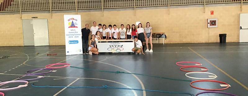 Erasmus+ (GFLS): 4º GFLS