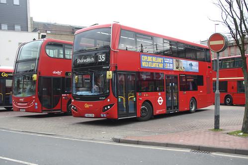 Go-Ahead London MHV20 BU16OZB