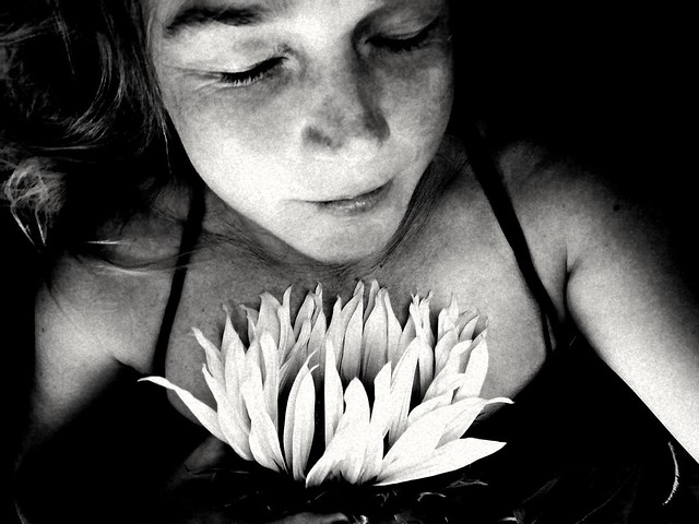.if I were a flower...