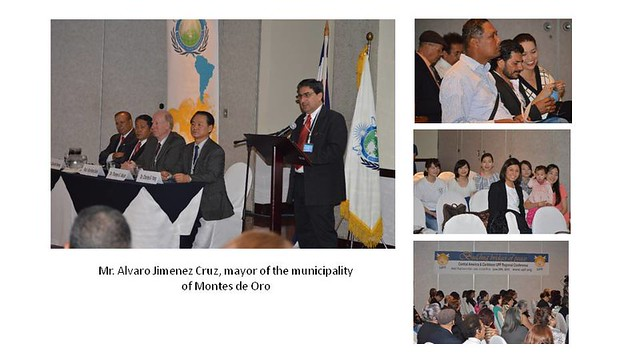 Costa Rica-2015-06-25-slides-First Central America-Caribbean Regional Conference Held in Costa Rica