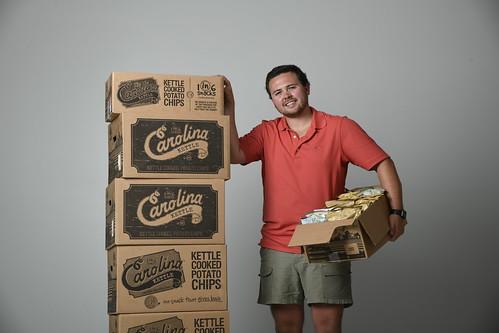 Josh Manahan, Founder of 1in6 Snacks