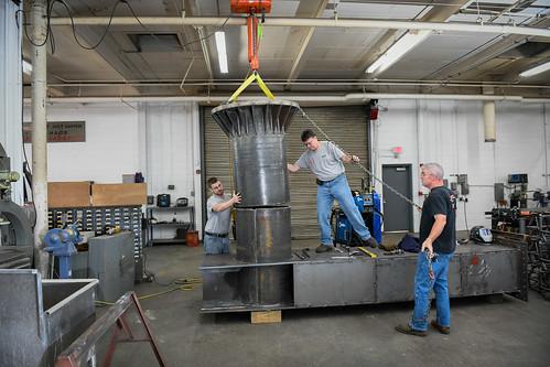 Weaver Labs Renovation