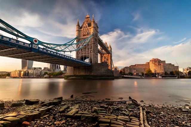 Tower Bridge's Midas Touch Moment
