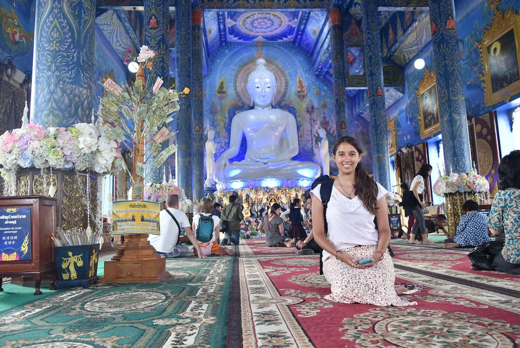Templo Azul