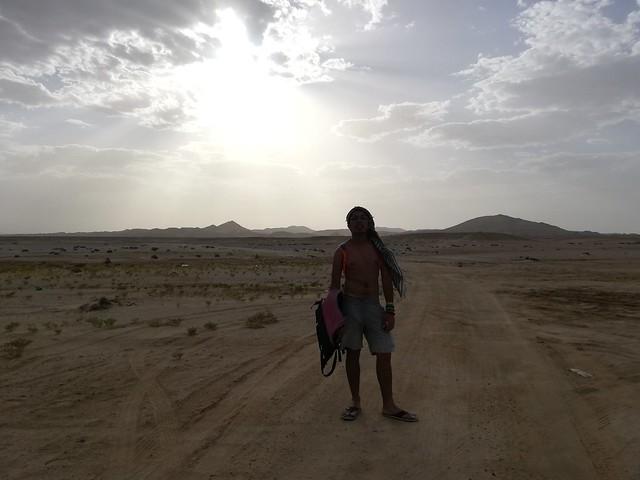 Hike in the Wadi