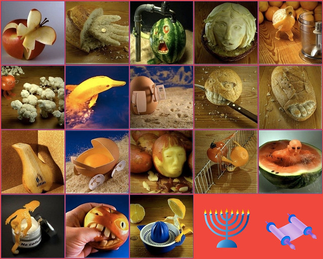 {To see each picture, Please Click on the Blue Links below} ... Wishing You a Happy, Joyous, Liberating, Fulfilling, and Very Sweet New Year!! שנה טובה ומתוקה <<>> Delightful Rosh Hashanah <<>> 5774 (aka 2013)