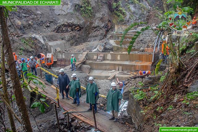Este año se concluirá proyecto de riego tecnificado de Tintiniquiato en la zonal Ivochote