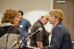 Rep. Zawistowski attended a legislative breakfast hosted by the CBIA in Windsor Locks