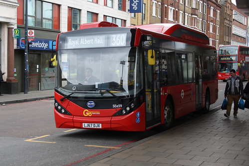 Go-Ahead London SEe59 LJ67DJX