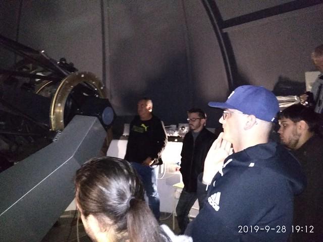 Végül felmentünk a kupolába - Jandó Attila felvétele