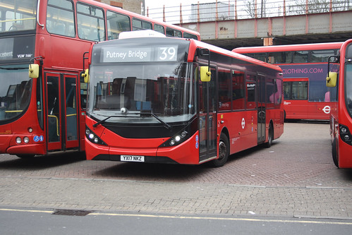 Go-Ahead London SED1 YX17NKZ