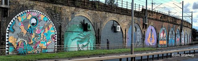 Glasgow wall art