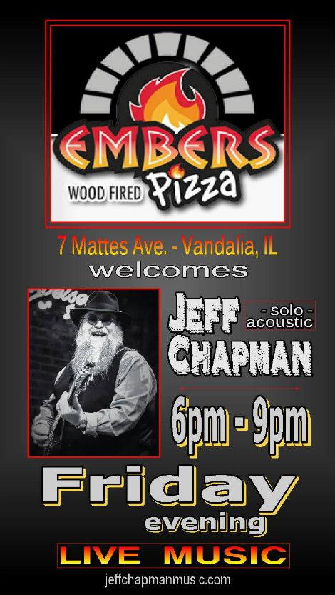 Jeff Chapman 10-4-19