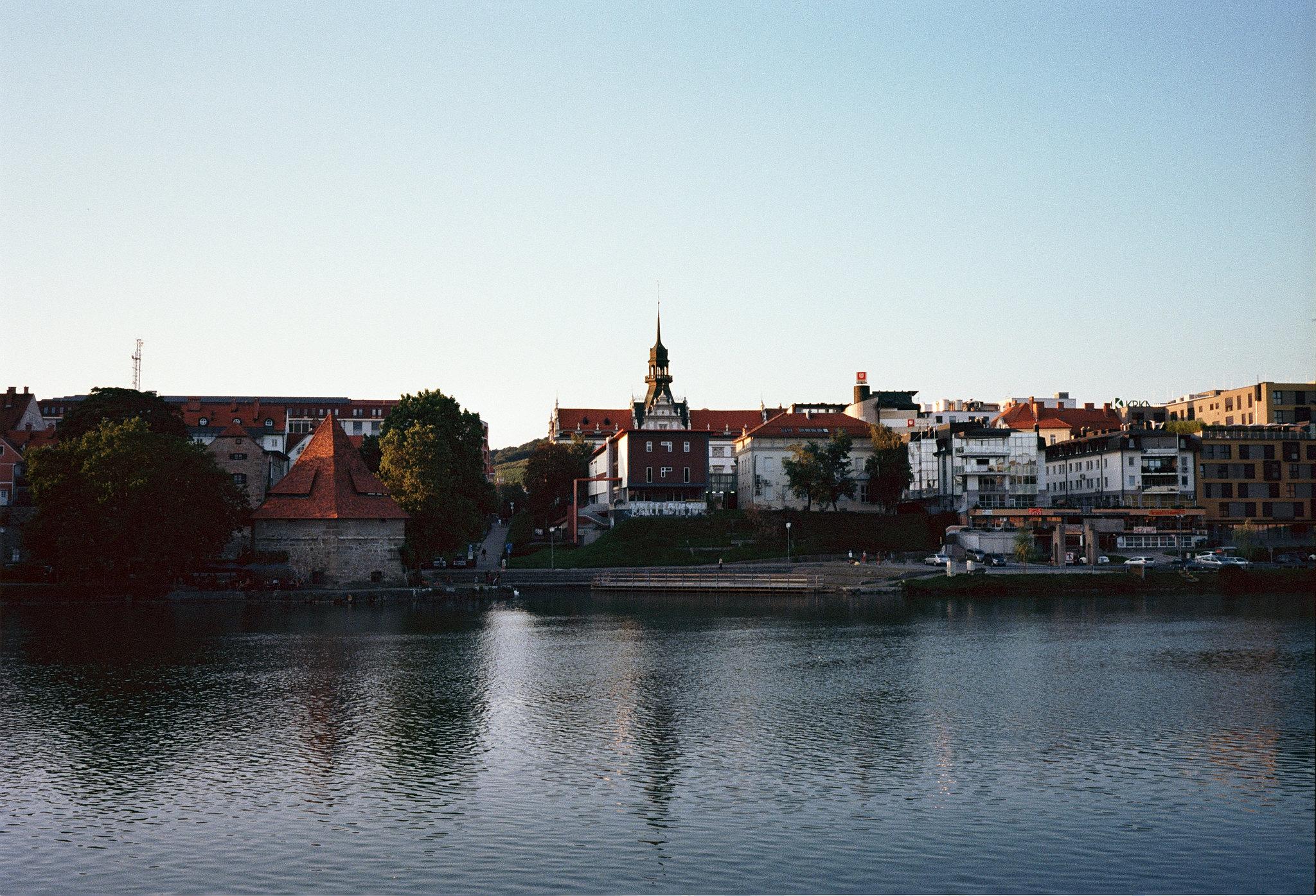 Maribor river